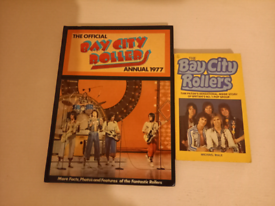 The Bay City Rollers Books