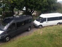 Ford transit minibus wanted