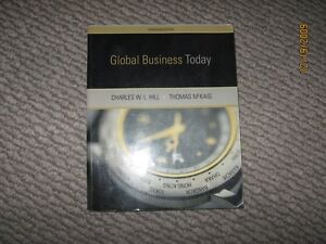 Global Business Today – University Text Book