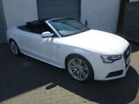 Audi A5 3.0TDI ( 245ps ) S Tronic 2014MY quattro Special Edition CONVERTIBLE