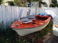 14 ft Anchor Industries Boat Hull