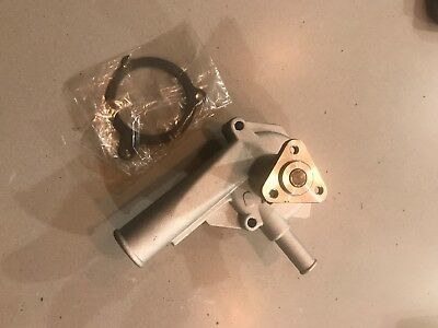 Ford Industrial Engine Vsg 411 413 Water Pump 3 92bx8591aa