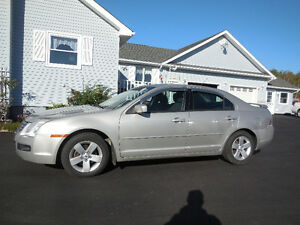 2007 Ford Fusion ALL WHEEL DRIVE