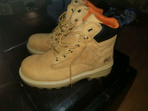 New timberland pro workboots