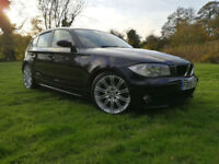 FULL SERVICE HISTORY, BLACK BMW 118D SPORT SORRY NOW SOLD SOLD