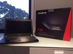 Gigabyte P35W V5 slim gaming laptop w/Brand new ASTRO headset Research Nillumbik Area Preview