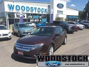 2012 Ford Fusion SEL   -