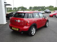 2014 MINI Countryman 1.6 Cooper D (Chili) ALL4 5dr