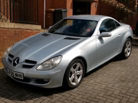 2005 Mercedes SLK 200 auto