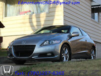 2011 Honda CR-Z HYBRID Coupe (2 door) This is like a *SPACESHIP*