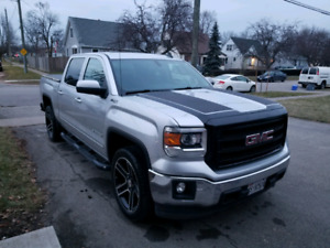 2015 gmc Sierra sle z71 carbon fibre package 4x4