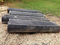 8ft bumper dock floats