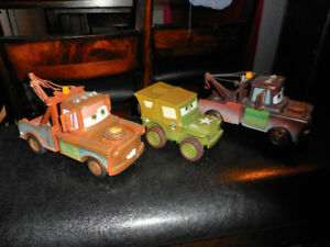 VOITURE DE COLLECTION DISNEY BAGNOLES ( CARS )