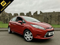 2009 59 Ford Fiesta 1.4 *AUTO* Style+ 5 door **LOW MILEAGE FULL SERVICE HISTORY*