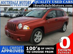 2008 JEEP COMPASS SPORT * POWER GROUP * EXTRA CLEAN London Ontario image 1