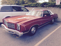 1977 Monte Carlo. Reduce price