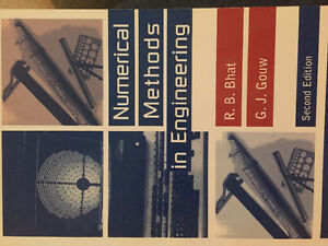 Numerical methods in engineering West Island Greater Montréal image 1