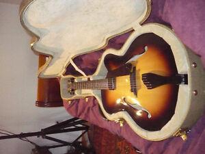 Martin CF-1 Archtop Guitar