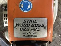 STIHL WOOD BOSS 028 AVS Chainsaw body