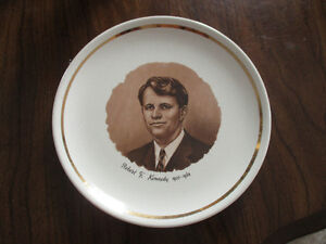 Senator Robert F Kennedy Plate Kitchener / Waterloo Kitchener Area image 2