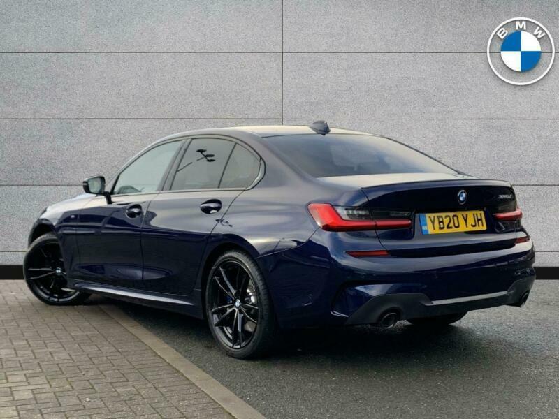 2020 BMW 3 Series 320d M Sport Pro Edition Saloon Saloon Hybrid – Diesel/Electri
