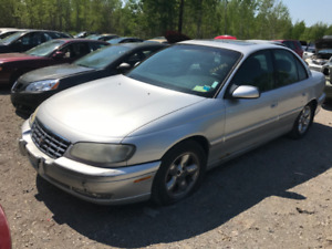 1998 Cadillac Catera ** FOR PARTS ** INSIDE & OUTSIDE **