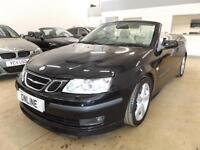 SAAB 9-3 AERO V6, Black, Manual, Petrol, 2005