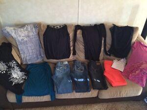 Ladies lot of size M-L clothes