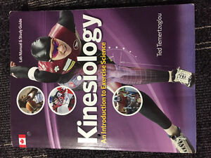 Kinesiology: An introduction to exercise science Peterborough Peterborough Area image 1