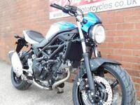 SUZUKI SV650AL8 MOTORCYCLE