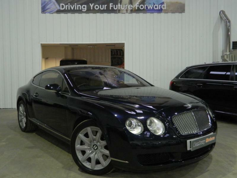 2004 bentley continental gt coupe petrol in banbury. Black Bedroom Furniture Sets. Home Design Ideas