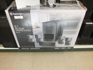 Kamron Home Theater System