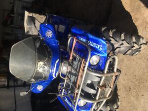 2002 Yamaha kodiak 400