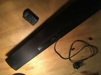 Panasonic Home Theatre Sound-Bar SC-HTB8