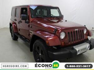 2008 Jeep Wrangler Unlimited Sahara 2 Toits 4X4