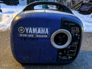2000 watts Yamaha inverter generator