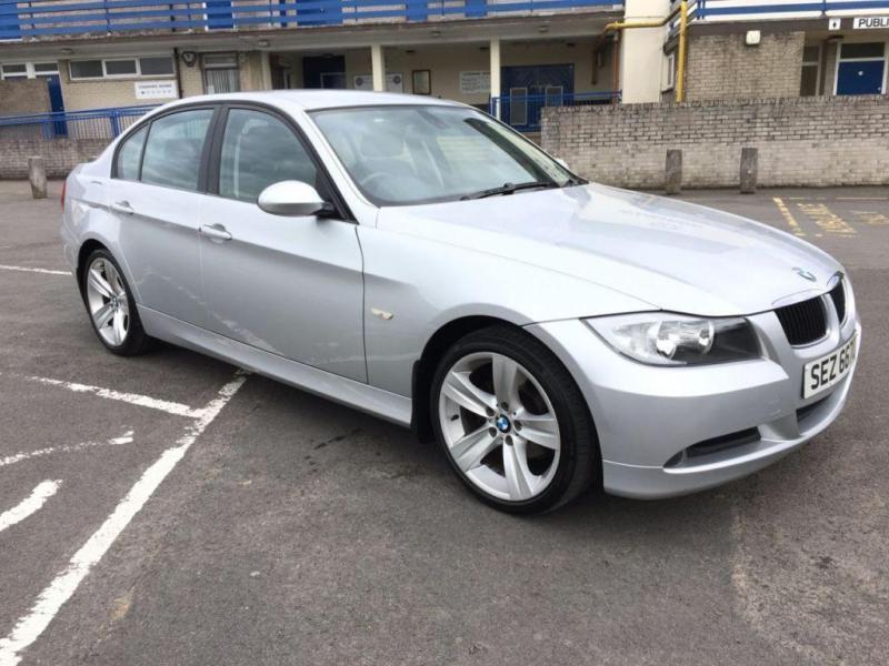 2008 BMW 3 SERIES 2.0 320I SE 4D 169 BHP