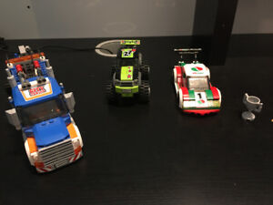 Lego Racing Sets (Full) (Spruce Grove)