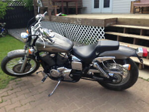 Honda shadow sport