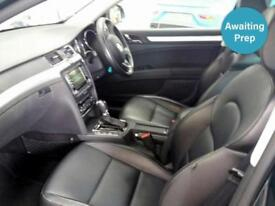 2014 SKODA SUPERB 2.0 TDI CR 170 Elegance 5dr DSG Auto