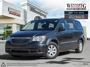 2011 Chrysler Town  Country Touring