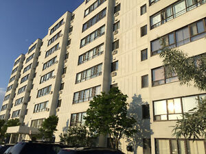 2 BDR Condo apt available November 1st - In-suite laundry Room