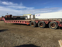 50 Ton Fixed Neck Lowbed