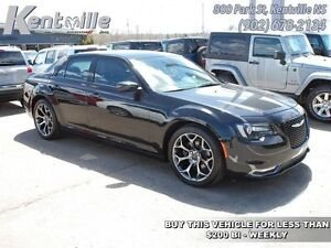 2015 Chrysler 300 S  - Leather Seats -  Bluetooth -  Heated Seat