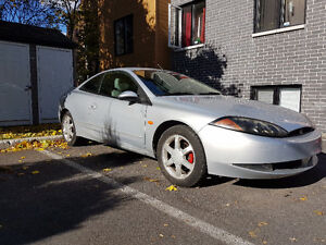 2000 Mercury Cougar Coupe (2 door)