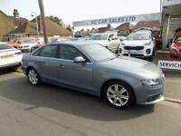 2010 Audi A4 Saloon 2.0TDie 136 SS SE 6Spd Saloon Diesel Manual