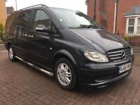 2006 MERCEDES BENZ VIANO 2.1 CDI EXTRA LONG TREND 5 DR MPV 8 SEATER BARGAIN