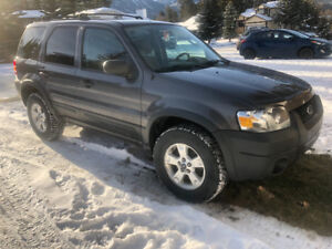 2006 Ford Escape 4WD V6 XLT