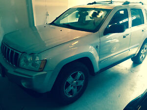 2007 Jeep Grand Cherokee Limited Disesel, 4x4 fully loaded