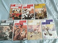 GI Joe Storm Shadow Comics from Devils Due Every Issue